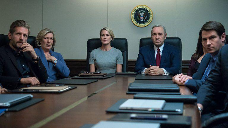 house of cards s 5 scena