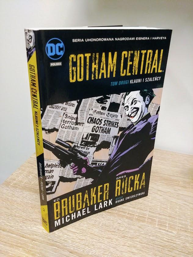 gotham central t 2