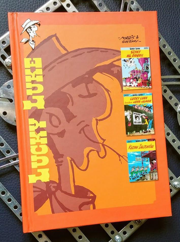 lucky luke integral 1