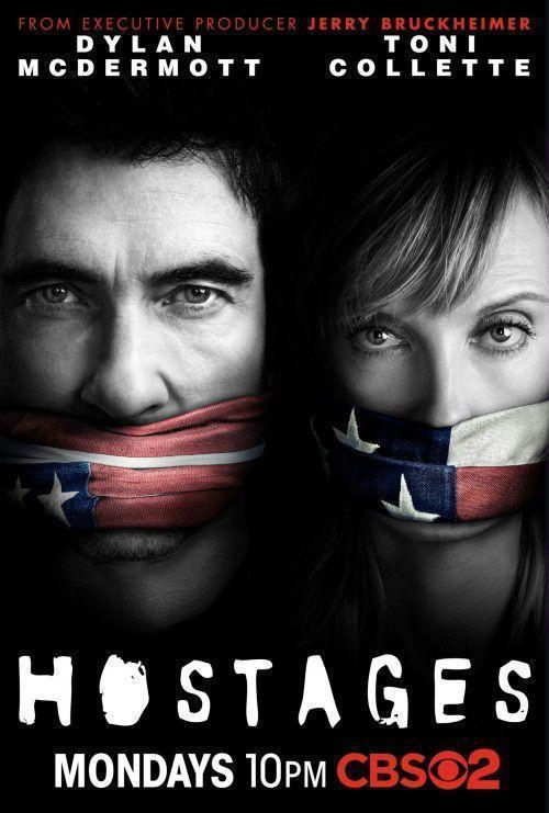 hostages plakat