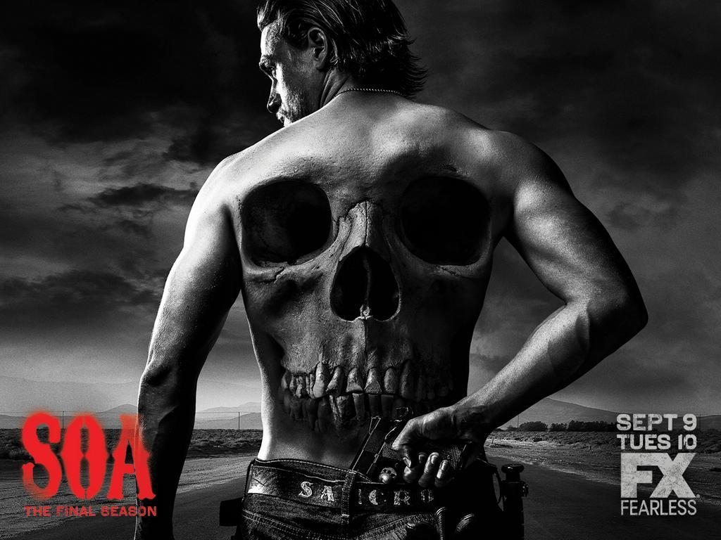 Sons of Anarchy S07E01